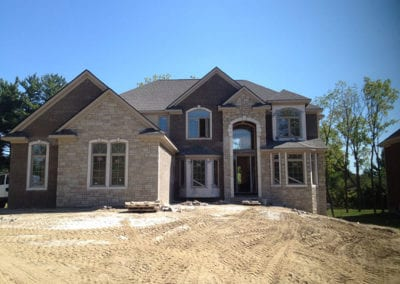 New-home-masonry-Troy-mi