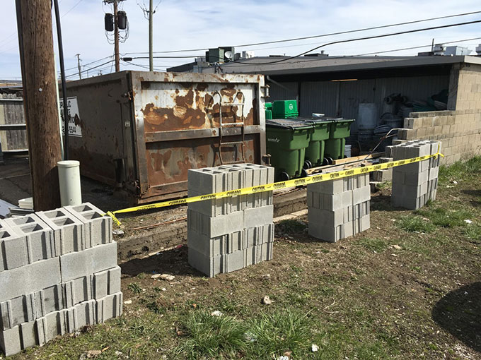 Block-wall-repair-Beverly-Hills-mi