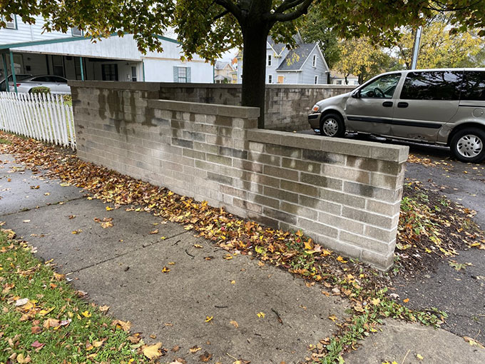 Block-wall-repair-Pontiac-mi